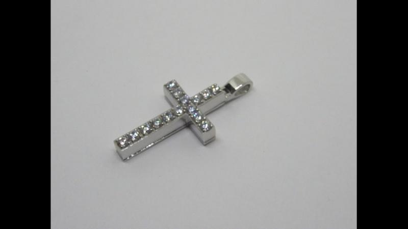 Крест двойной (мастерская SHMIDT)