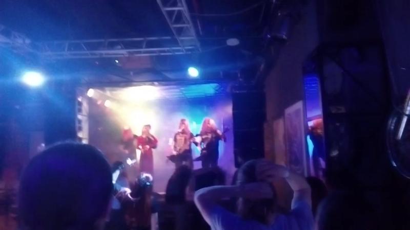 Mjød - Славься, Один! (Москва, 17.02.2018)