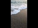 Kemer. Прогулка по берегу моря.