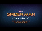 Spider-Man Homecoming VR Experience Official Trailer VR-GO | vk.com/joinvrgo