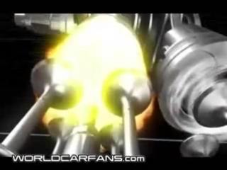 Субару боксёр дизель с турбинкой, как она работает.
