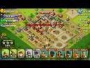 Jungle Heat:Вот такими войсками я нападаю на рейтинге 1000-1500!