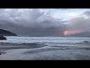 ..маячила на горизонте.. ..пляж Otur, Астурия Испания