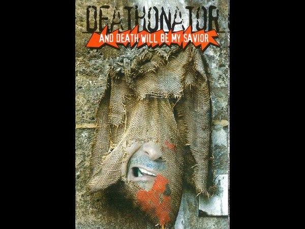 MetalRus.ru (Melodic Death Metal). DEATHONATOR — «And Death Will Be My Savior» (2001) [Full Album]