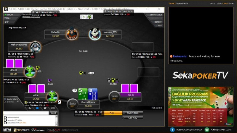 Pokerde Nasıl Kazanılır Paralı poker nasıl Oynanır SekaPoker TV