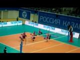 27.02.2018. Динамо-Казань-Марица (Болгария)