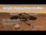 InSight Digging Deep on Mars