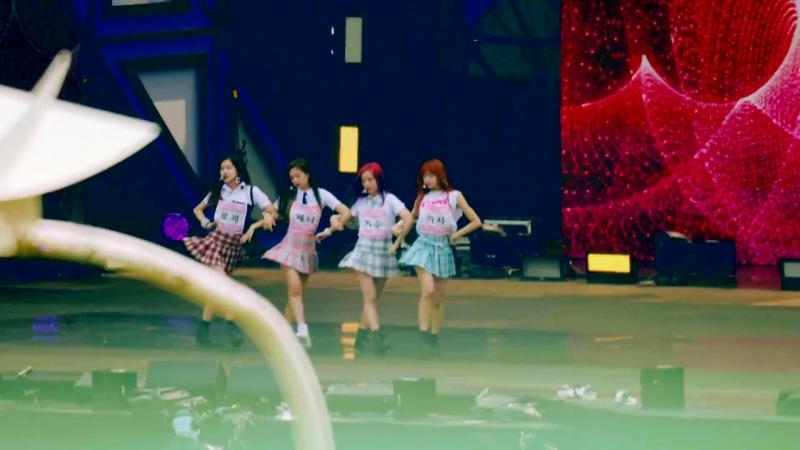 170724 BLACKPINK - AS IF IT'S YOUR LAST (rehearsal 2) @ 2017 Ulsan Summer Festival