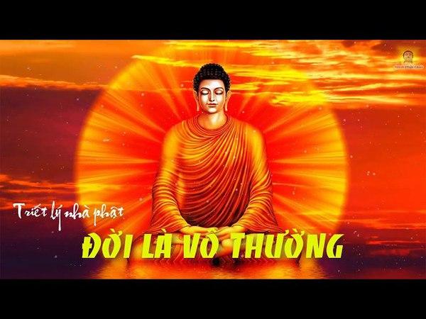 Đời là Vô Thường - Triết Lý Nhà Phật
