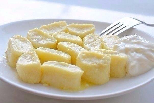 «Ленивые вареники на завтрак»