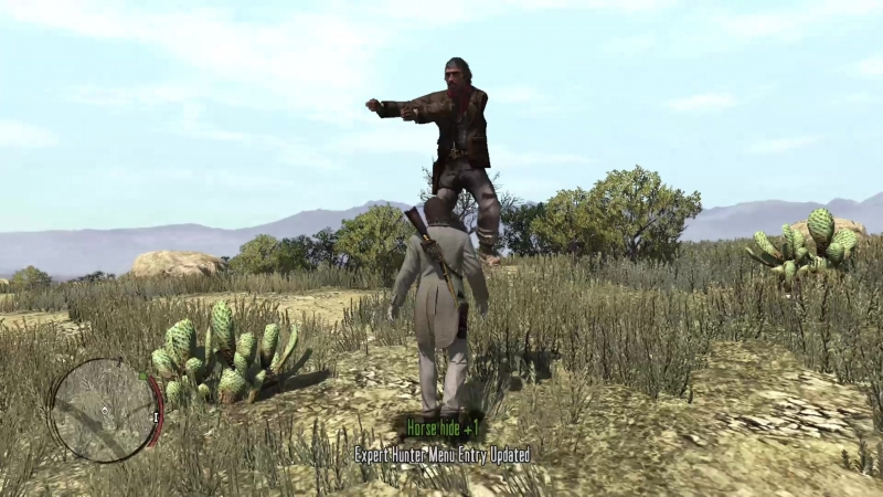 Red Dead Redemtion - F**king DEAD