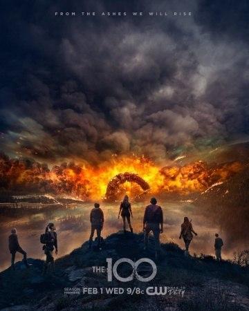 100 / Сотня (сериал 2014 – ...) The 100