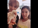 180511 Taeyong (NCT) @ boakwon Instagram Update