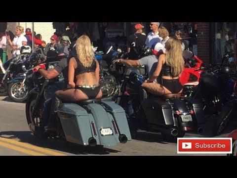 2018 Daytona Beach Bike Week Main Street Shenanigans SUBSCRIBE PLZ