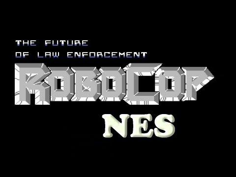 ROBOCOP NES прохождение РОБОКОП 1 денди 047