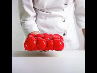 Десерты, которые делают с помощью 3D-принтера