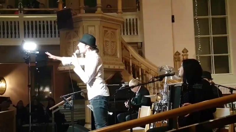 2016.12.21 JP Leppäluoto - Konstan Joululaulu (Raahen Kirkko, joulukonsertti) 2