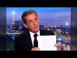 Sarkozy aurait charg