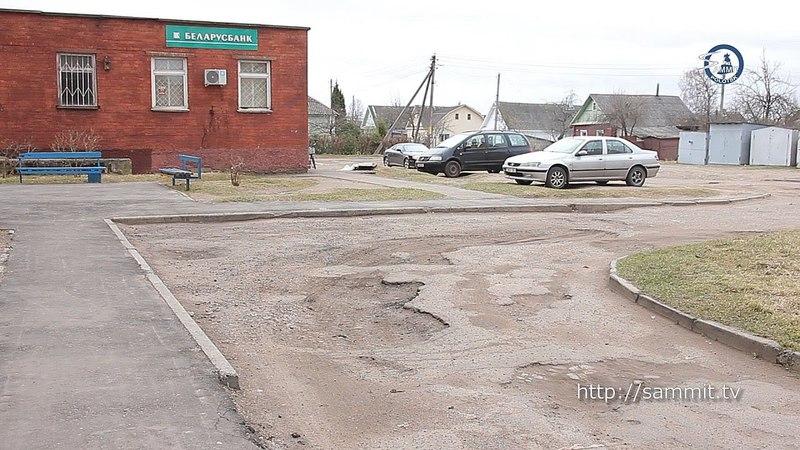 «СаммитТВ»: Полоцкие дворы в критическом состоянии. Что в планах?