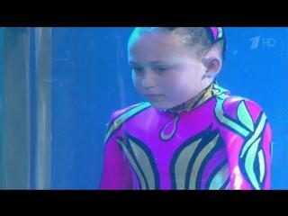 Молодая пермячка Дарья Шиловская на Первом канале Лучше всех! Фрагмент выпуска