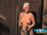 Женская баня: скрытая камера