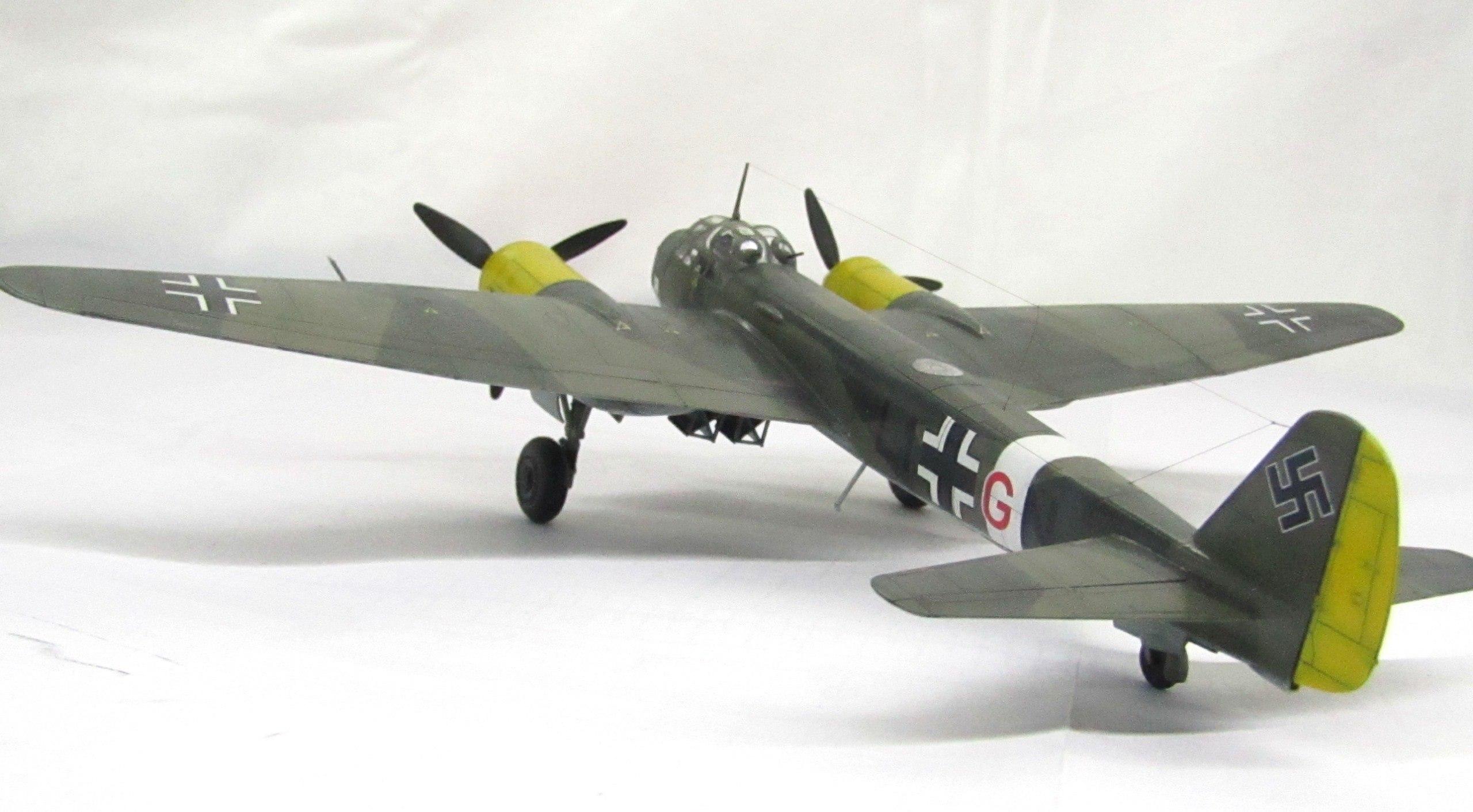 Ju-88 A-4 1/72 (Звезда) MQa_dvlpDPc