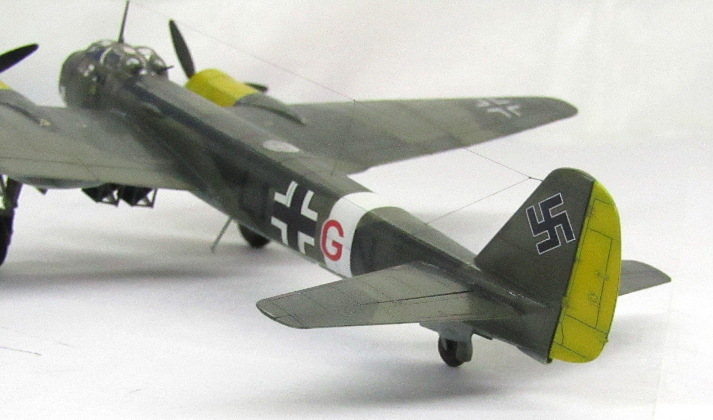 Ju-88 A-4 1/72 (Звезда) 6s4YGbjCkbk