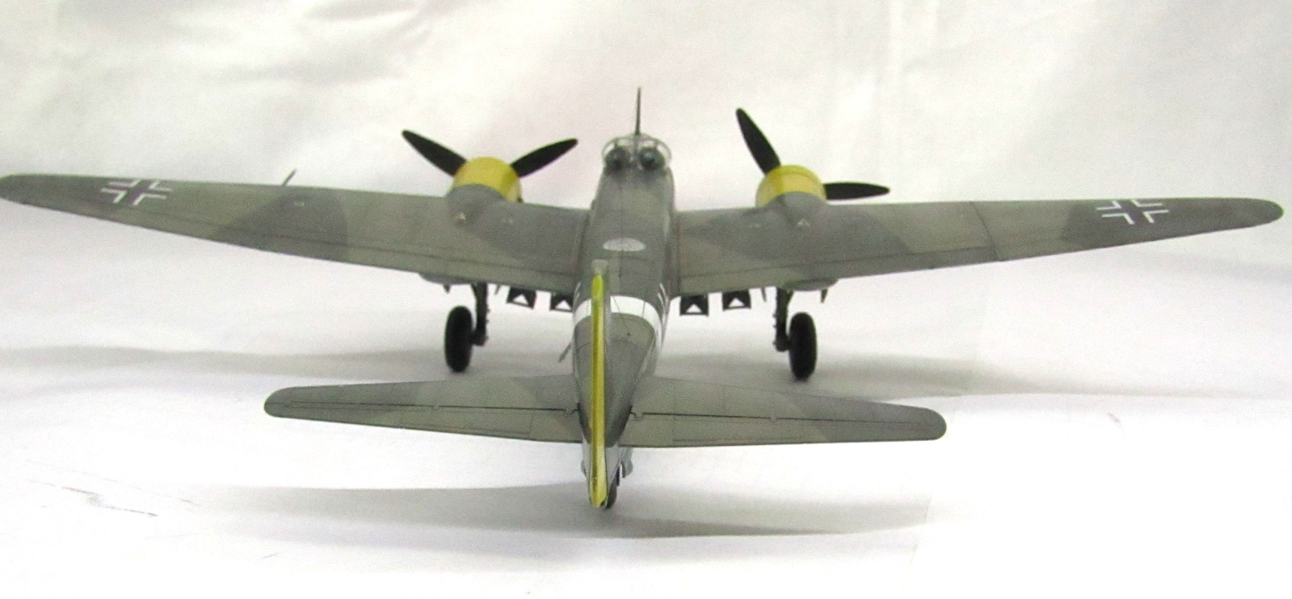 Ju-88 A-4 1/72 (Звезда) Iwpgvni7q5Y