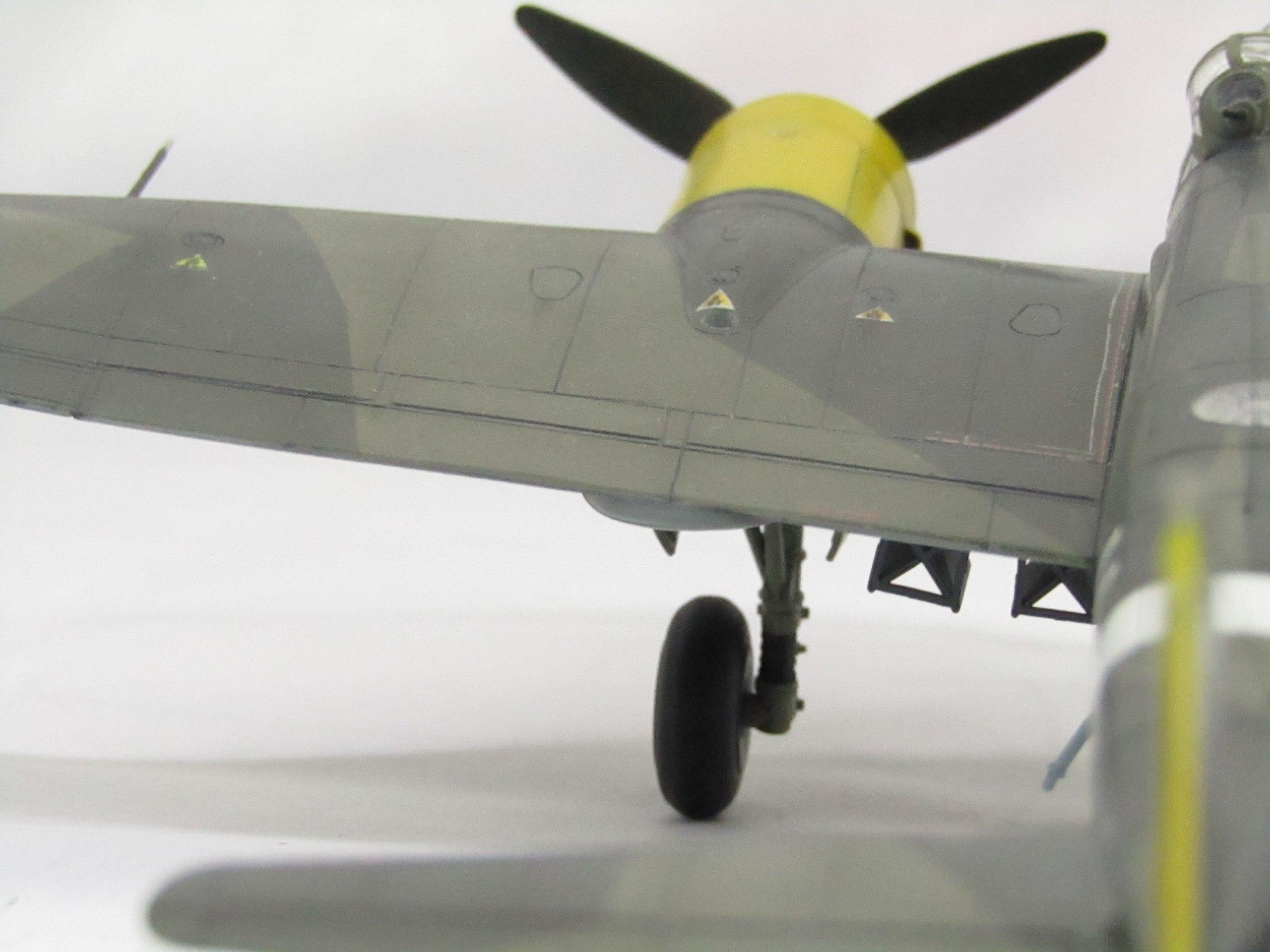 Ju-88 A-4 1/72 (Звезда) UM1tA6ayWEY