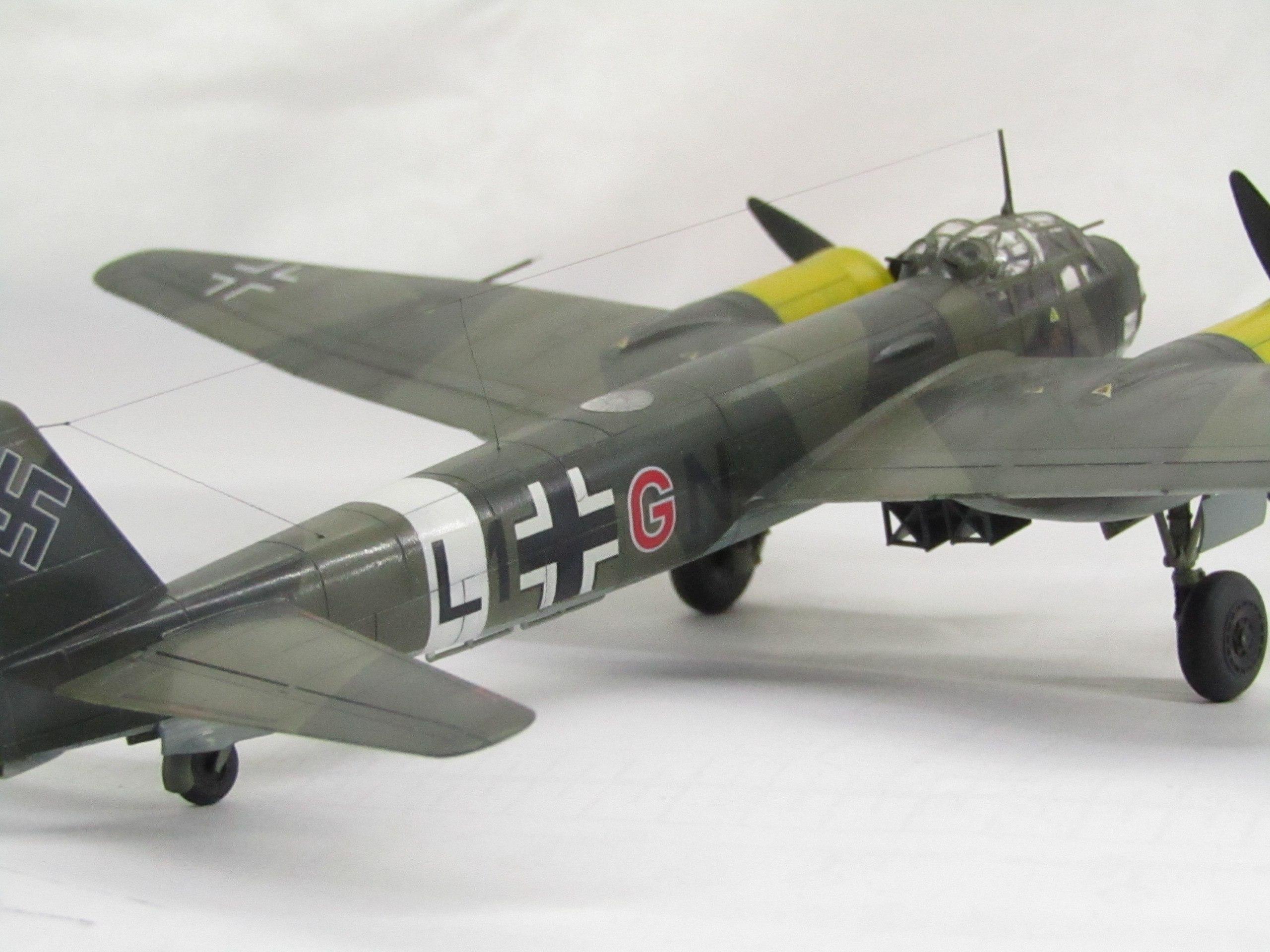 Ju-88 A-4 1/72 (Звезда) NH3v5okmylw