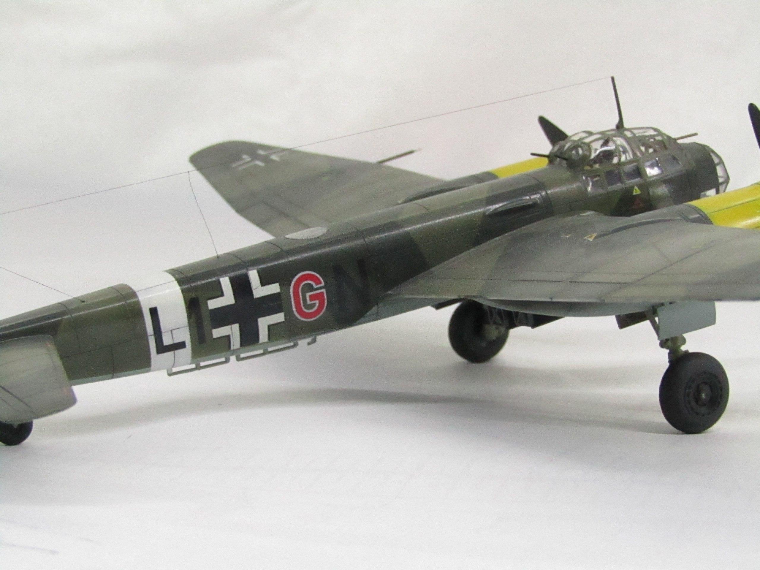 Ju-88 A-4 1/72 (Звезда) WZRQ-39qMa0