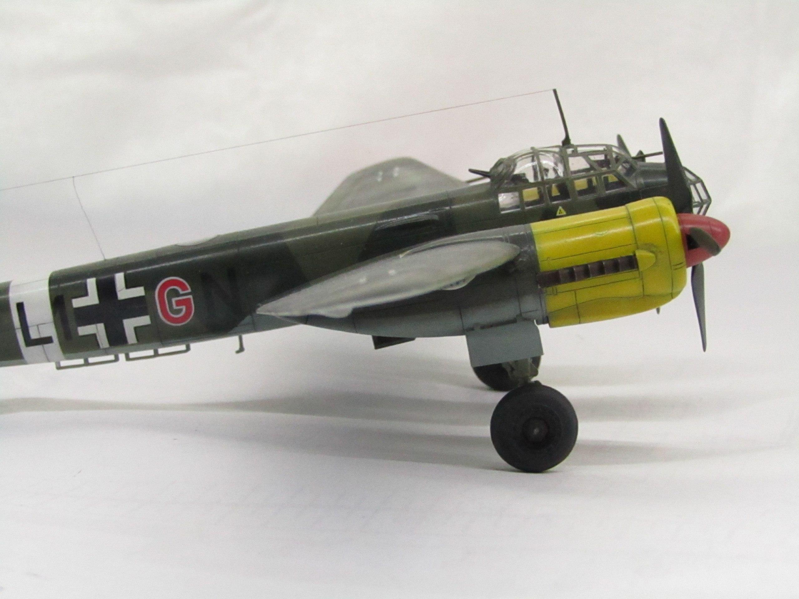 Ju-88 A-4 1/72 (Звезда) Ialhx3j4CS0