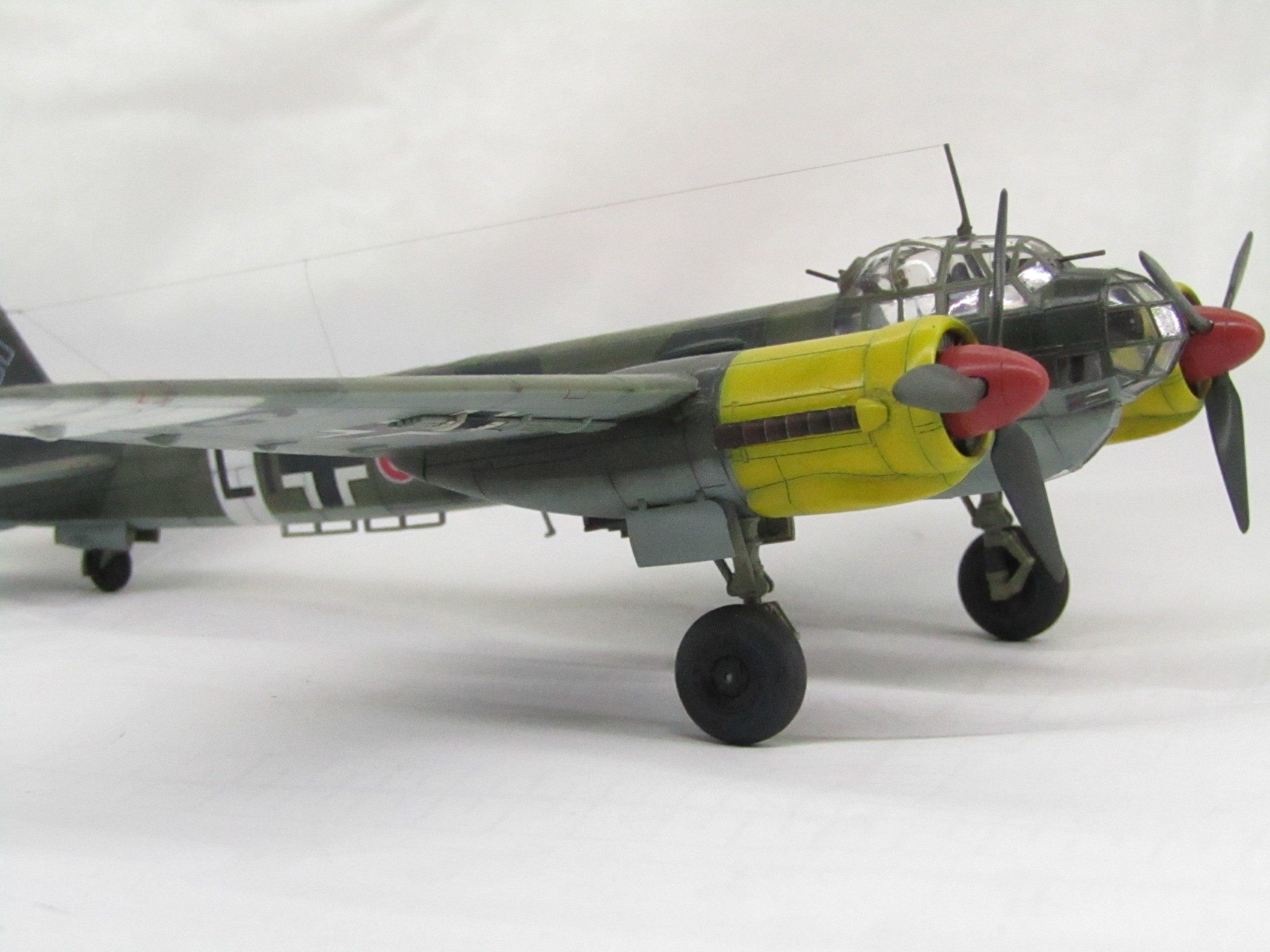 Ju-88 A-4 1/72 (Звезда) NnNUXu7Kjbs