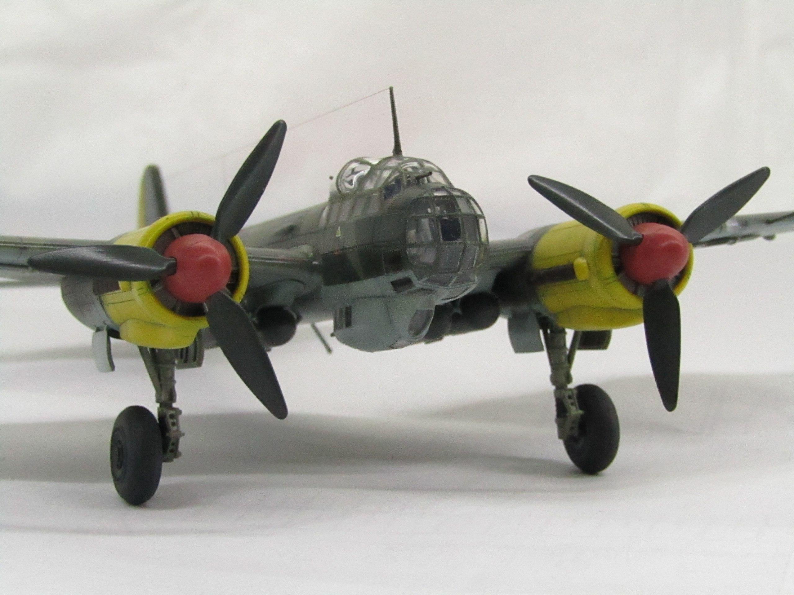 Ju-88 A-4 1/72 (Звезда) VU_5rMym-JA