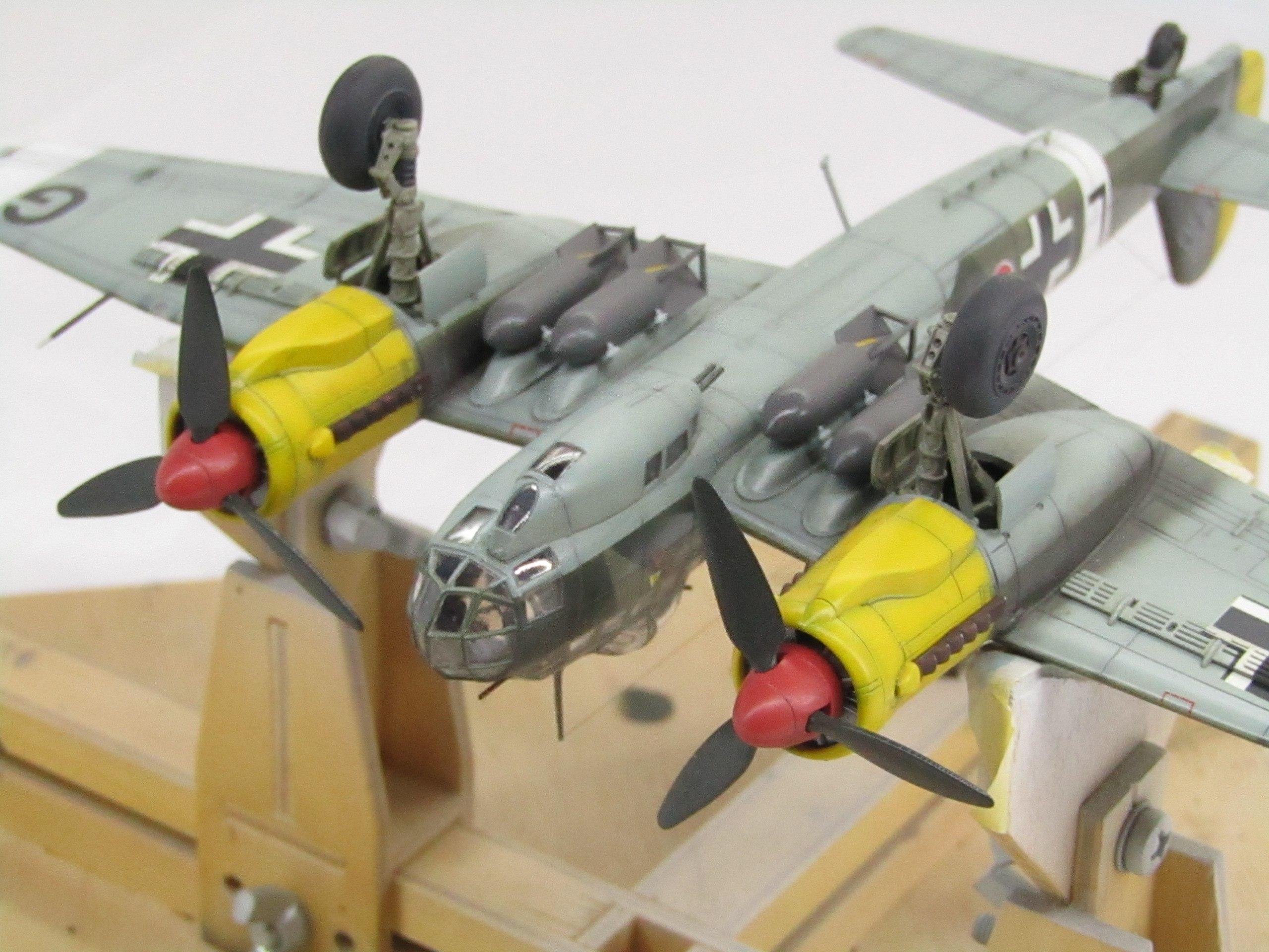 Ju-88 A-4 1/72 (Звезда) LWGfjl7Zsbs