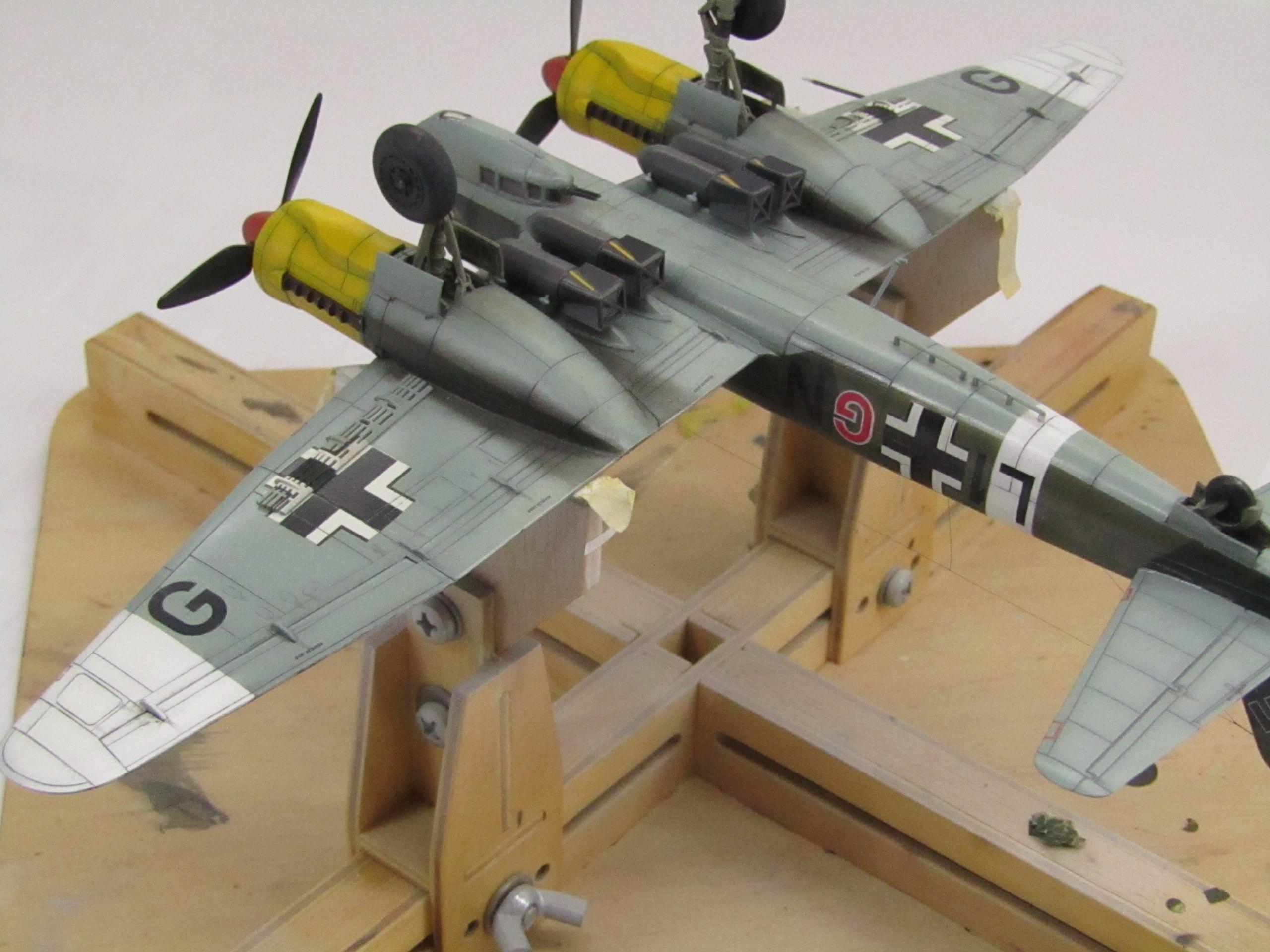 Ju-88 A-4 1/72 (Звезда) QTgyByH1Aj0