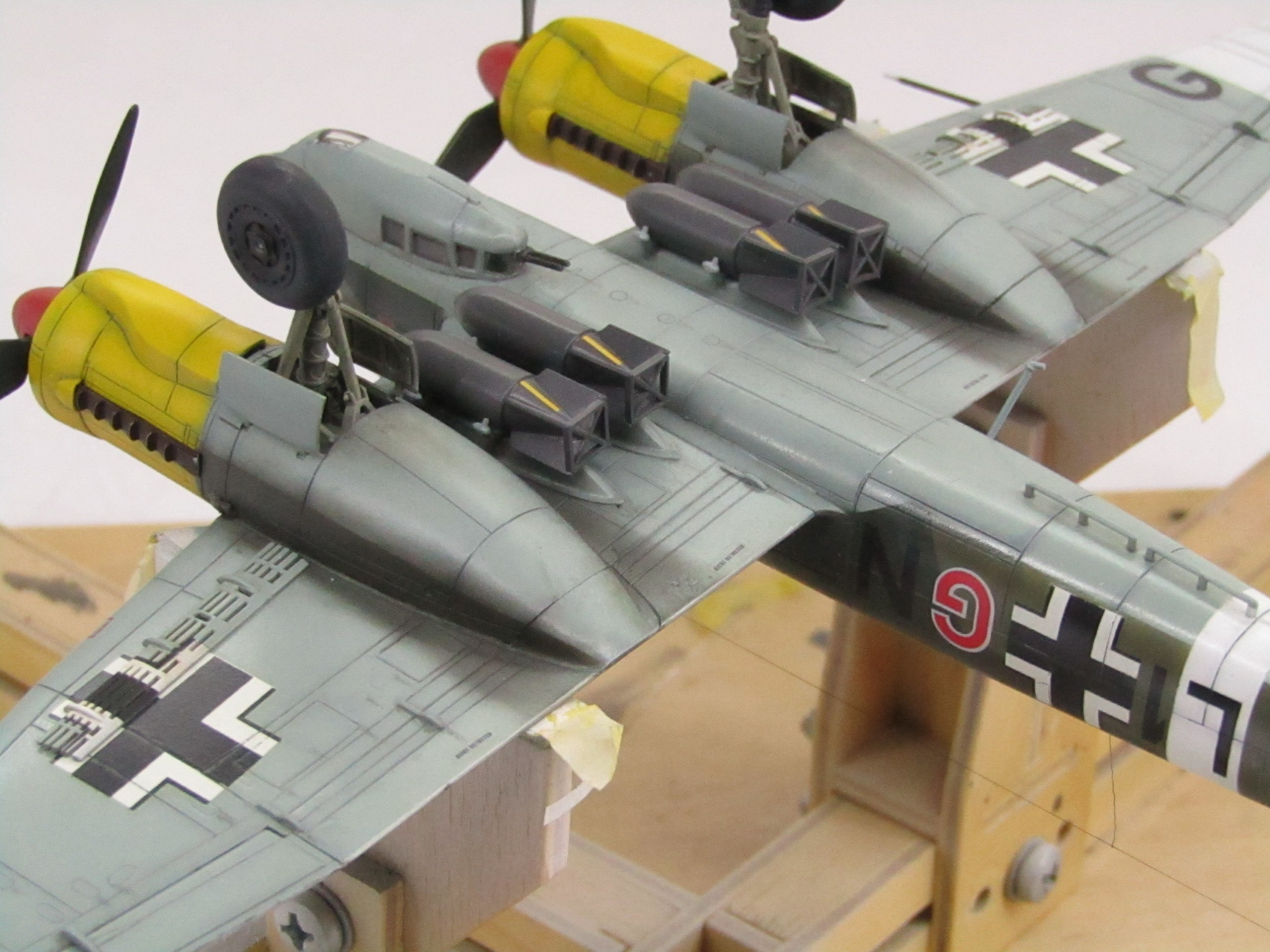 Ju-88 A-4 1/72 (Звезда) Aq9R6yttdHo