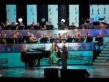 Елена Север на концерте Посвященном юбилею Иосифа Кобзона в Кремле
