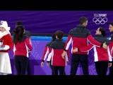 Фигурное Катание Команды Поздравление победителей 12.02. #Россия