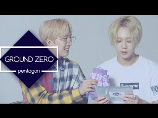 [RUS SUB][220617] Best Friends Interview - Hui&Edawn (Pentagon)