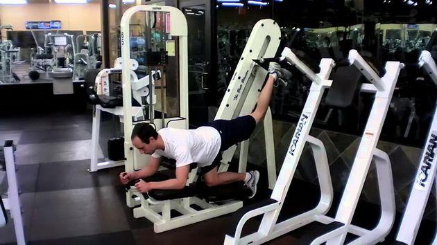 cW5Ug5jQYfs 4 лучших упражнения для ног на тренажерах
