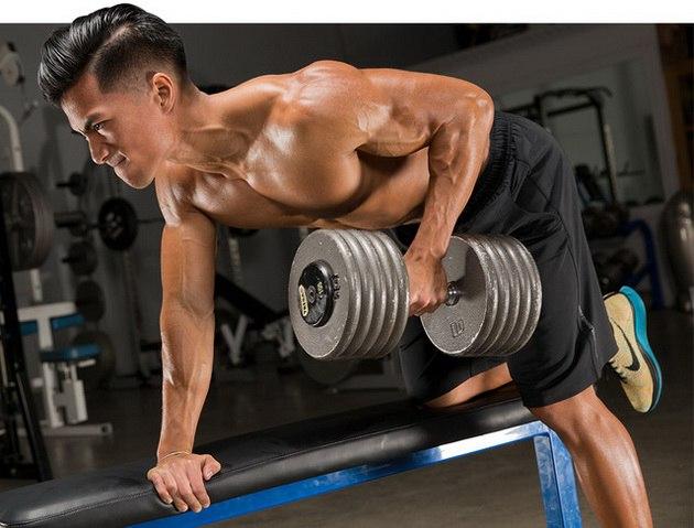 06pY1uA12Ds Когда тренировать задние дельты: в день спины или плеч?
