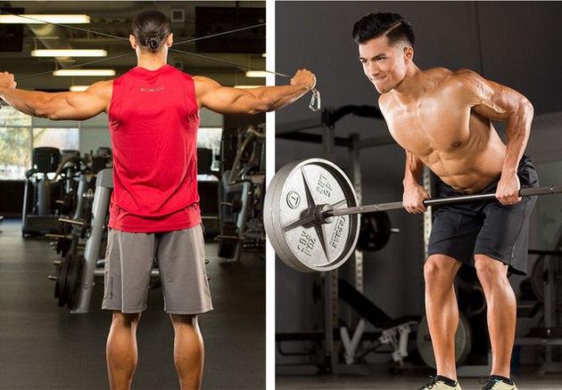 HfSgYYWETXM Когда тренировать задние дельты: в день спины или плеч?