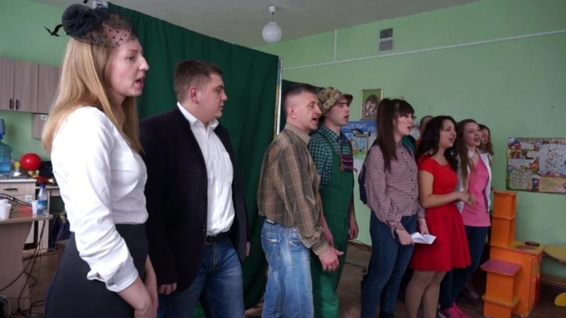 Пасхальная поездка в детдом г.Усолье-Сибирское.
