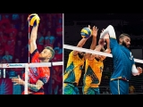 TOP 10 » Best Volleyball Wing Spikers in the World (HD)
