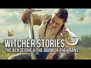 Witcher Stories - The Aen Seidhe The Doom of the Vrans (Elves 2/4)