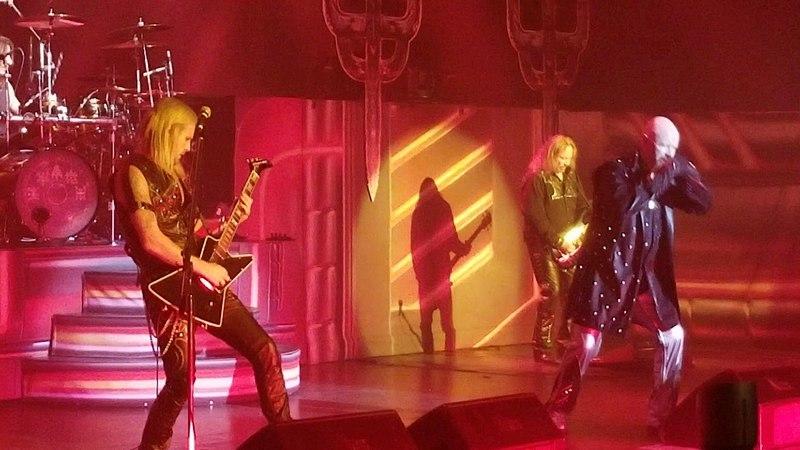 Judas Priest - Saints in Hell; Masonic Temp Detroit, MI; March 31, 2018