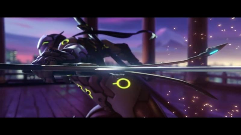 Короткометражка «Два дракона» - Overwatch.mp4