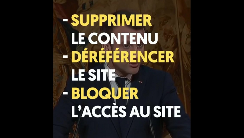 Emmanuel Macron a présenté cette semaine ses vœux à la presse