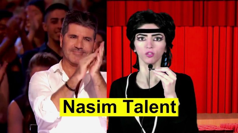 Youtube shooter Nasim Aghdam on America's got talent